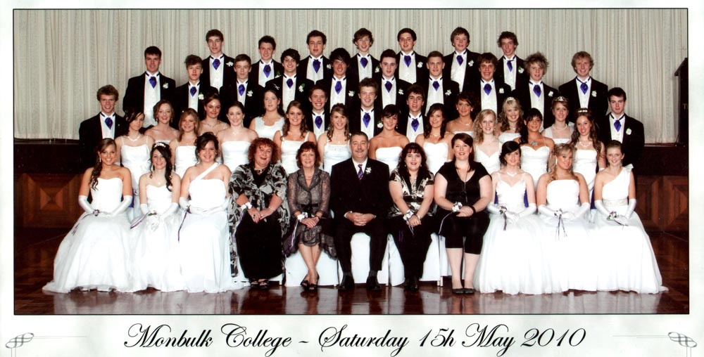 MONBULK COLLEGE DEBUTANTES BALL 2010
